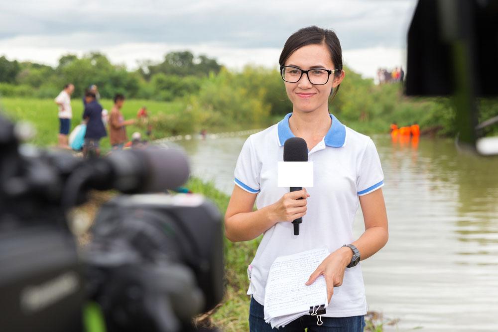4 Tantangan Bekerja di Stasiun TV