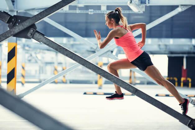 Makin Siap Action dengan Latihan Tabata