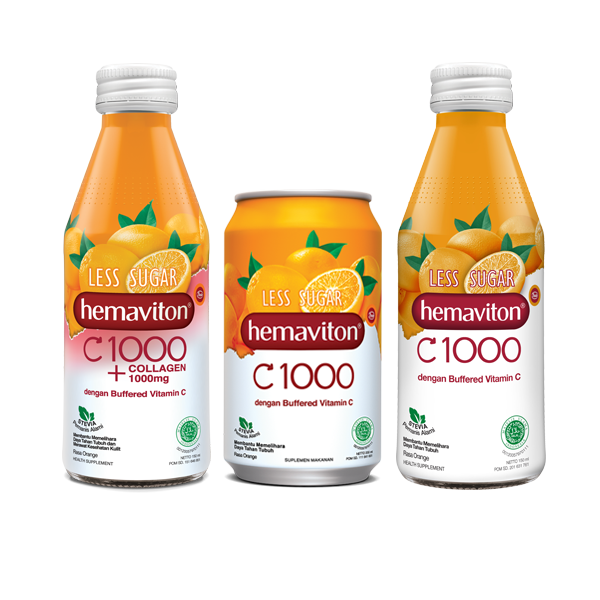 hemaviton C1000 Less Sugar