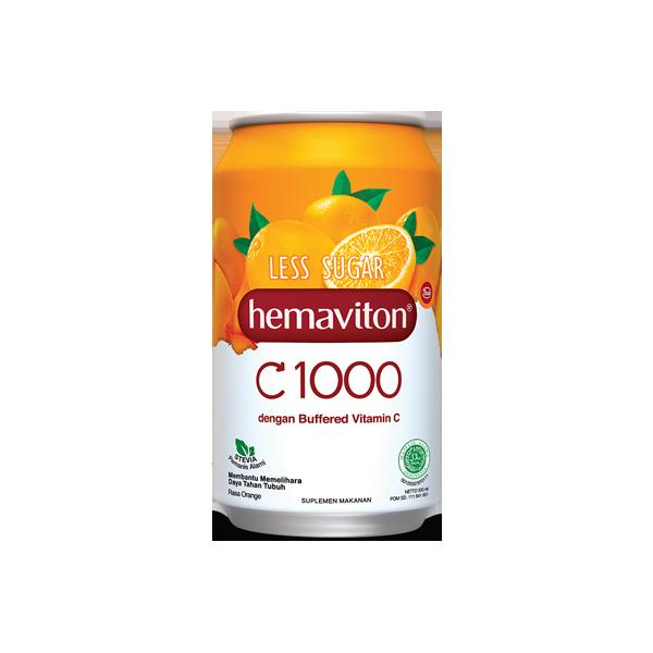 hemaviton C1000 Less Sugar