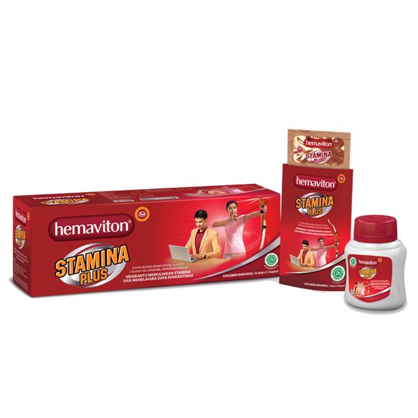 hemaviton Stamina Plus