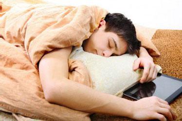 Susah Tidur? Matikan Gadget!