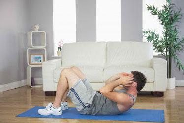 Simple Workout untuk Perut Lebih Kencang