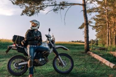 5 Cara Agar Tidak Mudah Capek saat Touring Motor