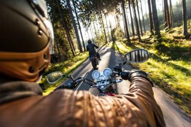 5 Cara Meningkatkan Stamina Selama Touring Motor