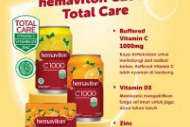 Apa Kegunaan Vitamin C, Vitamin D3, dan Zinc, Suplemen Daya Tahan Tubuh Paling Dicari Selama Pandemi!
