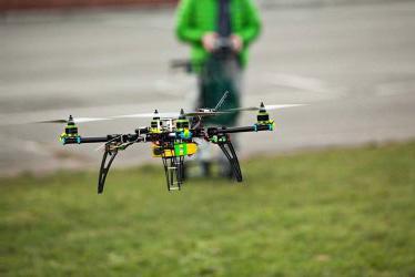 Berkreasi Dengan Drone Juga Butuh Konsentrasi dan Stamina