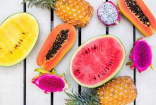 Buah-buahan Tropis Penambah Semangat