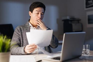 Cara Meningkatkan Stamina Buat Kamu yang Sering Lembur Kerja