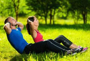 Langkah-langkah Mengencangkan Perut dan Paha