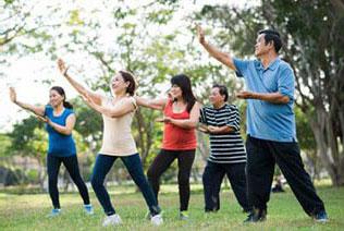 Manfaat Tai Chi untuk Kesehatan