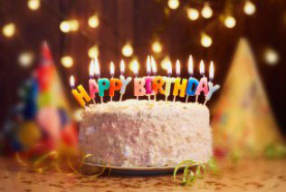 Memilih Kue Ulang Tahun Sesuai Kepribadian