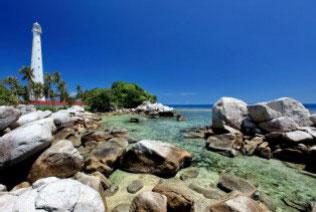 Perjalanan ke Belitung, 'Kampungnya' Laskar Pelangi
