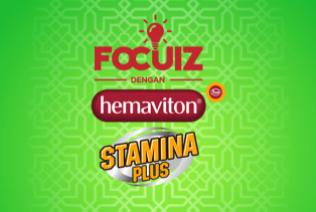 Yuk, Uji Stamina dan Fokusmu di hemaviton Focuiz!