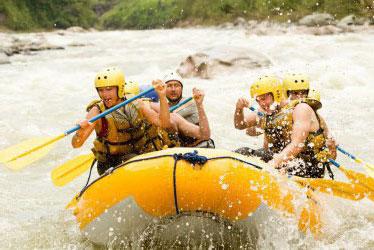 8 Aturan Penting Sebelum Rafting