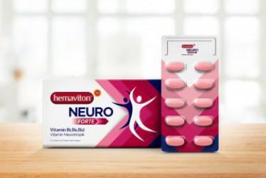 hemaviton NEURO FORTE Vitamin untuk Kesehatan Saraf