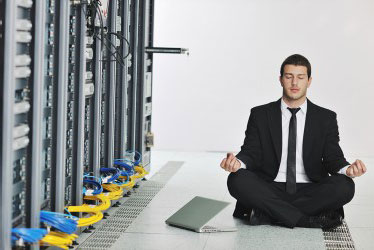Mencuri Waktu Untuk Meditasi di Tempat Kerja
